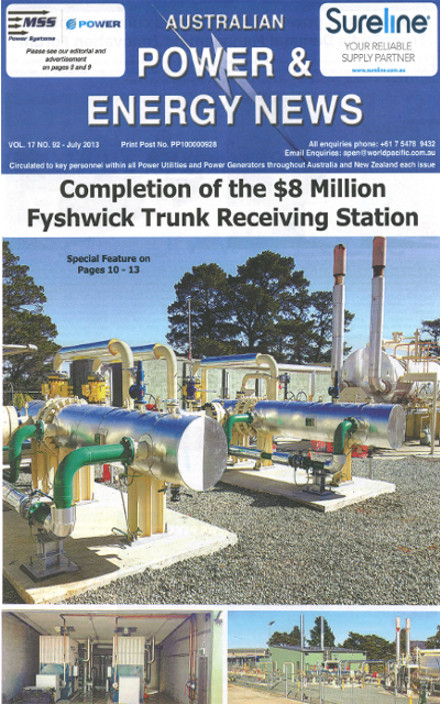 DOWNLOAD PDF Completation of Fyshwick project 1