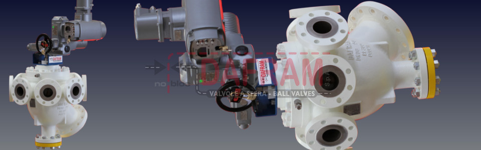 Multiport Selector Valves (MVS) & Production skids